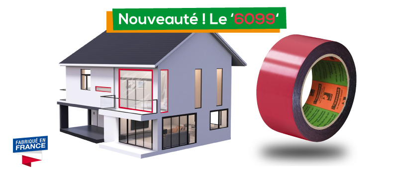 New product adhesive tape : Le Rouge