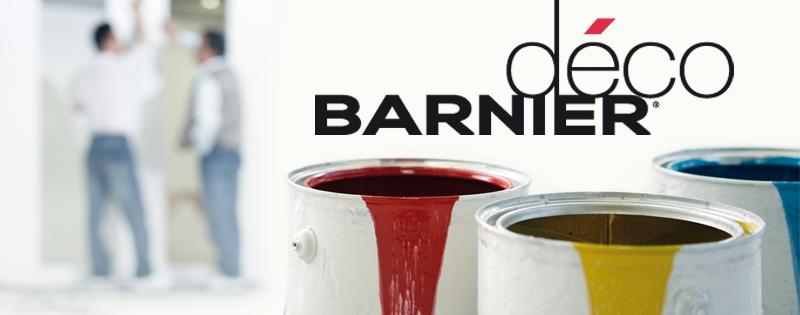 Barnier Déco – Les rubans adhésifs pour les professionnels de la peinture